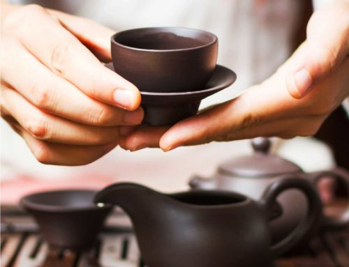 Tea Etiquette – Han Chinese Style