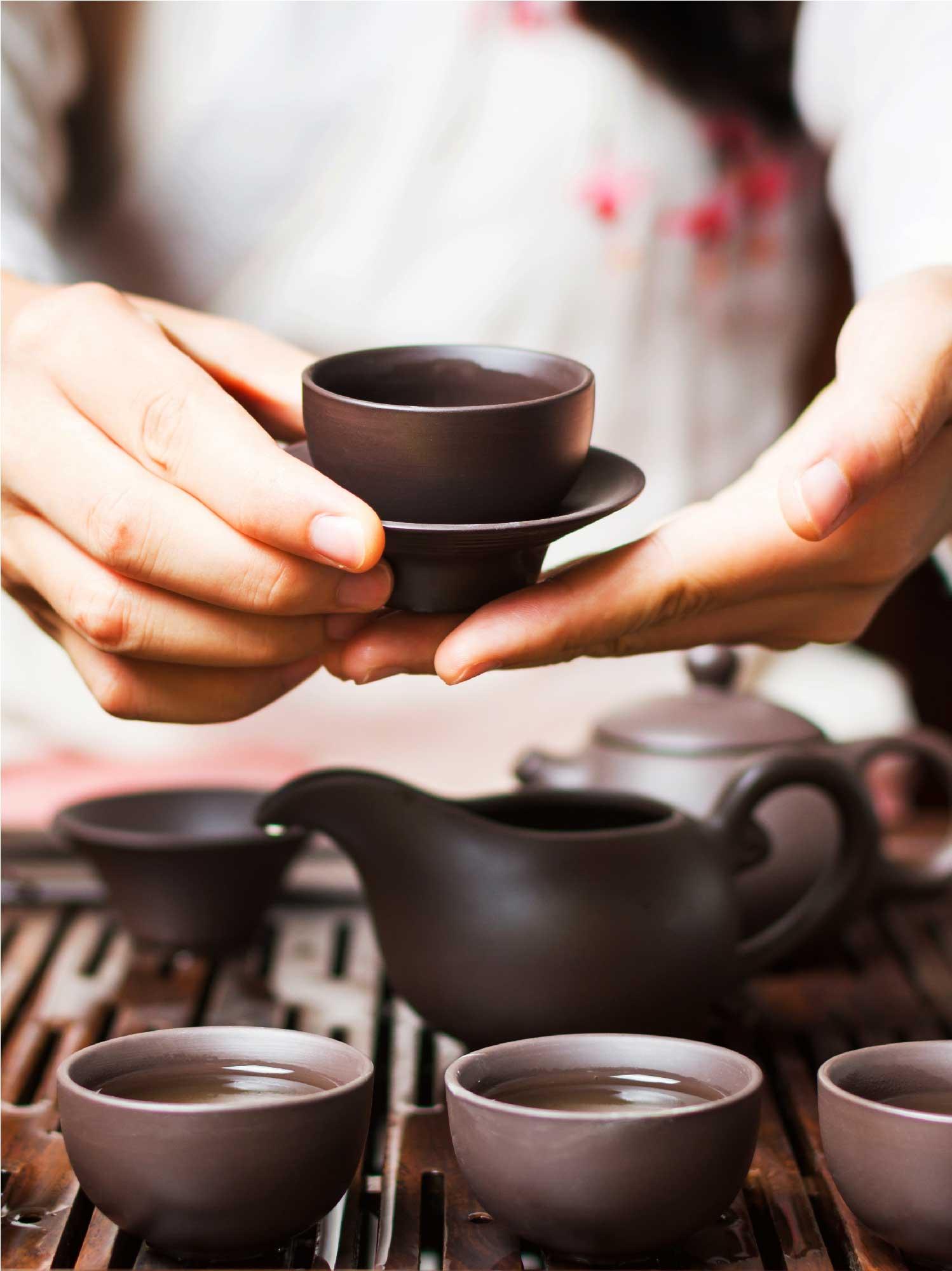 Tea Etiquette – Han Chinese Style