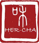 HER-CHA Tea Logo