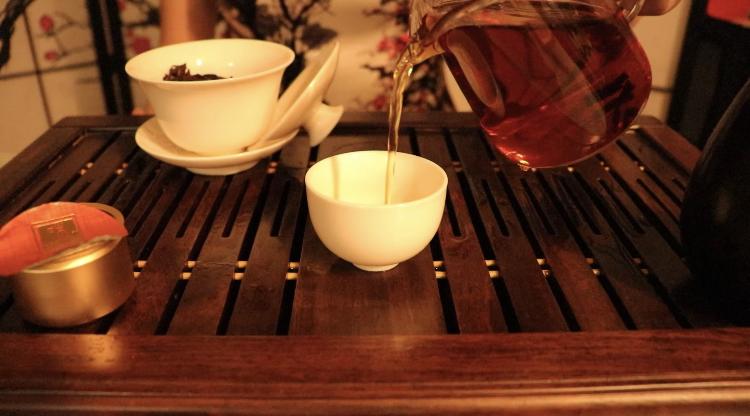 Tea Artisan Series: Shengyi Zhang