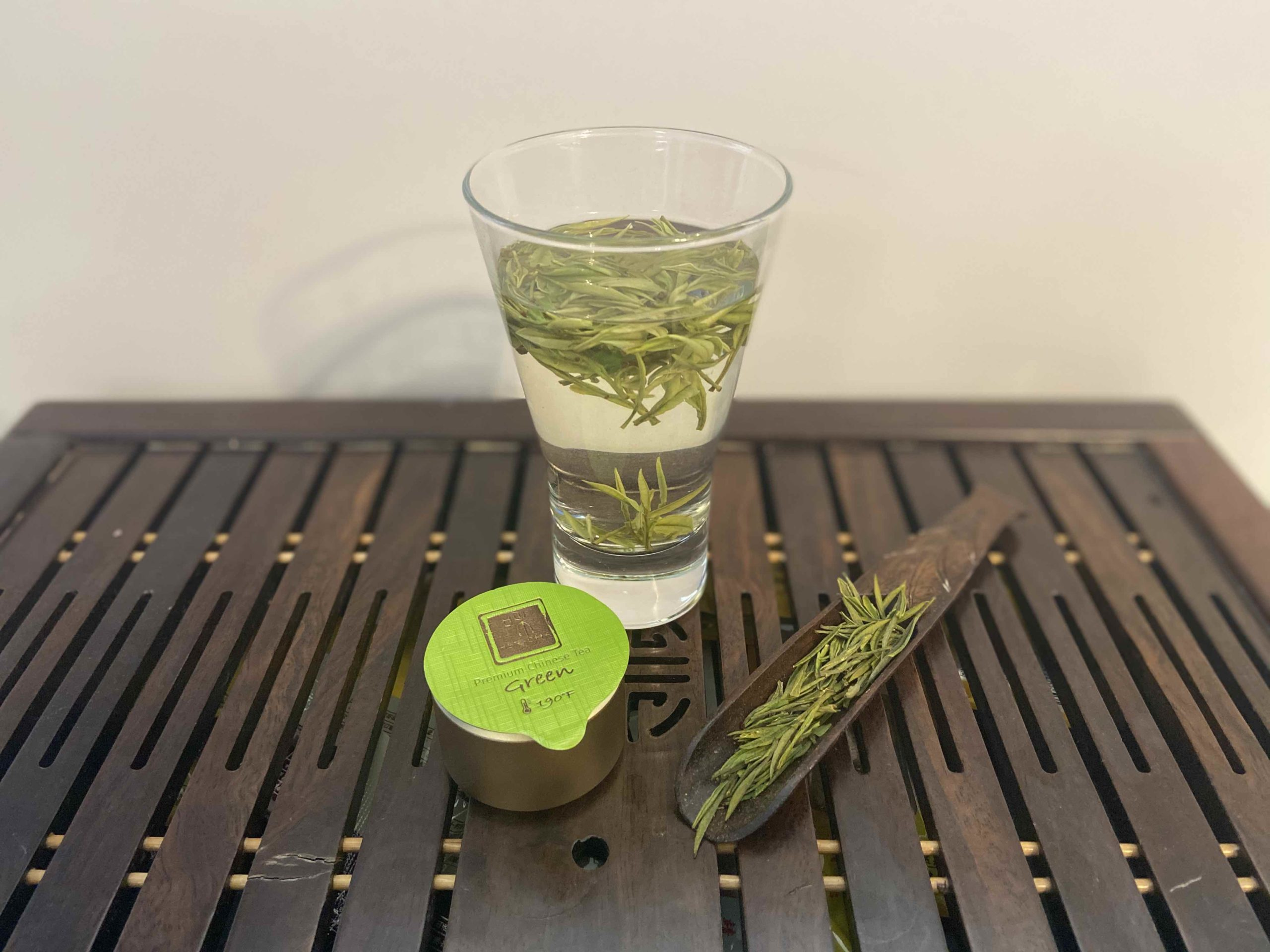Is your high-end green tea cloudy? What does that mean?
