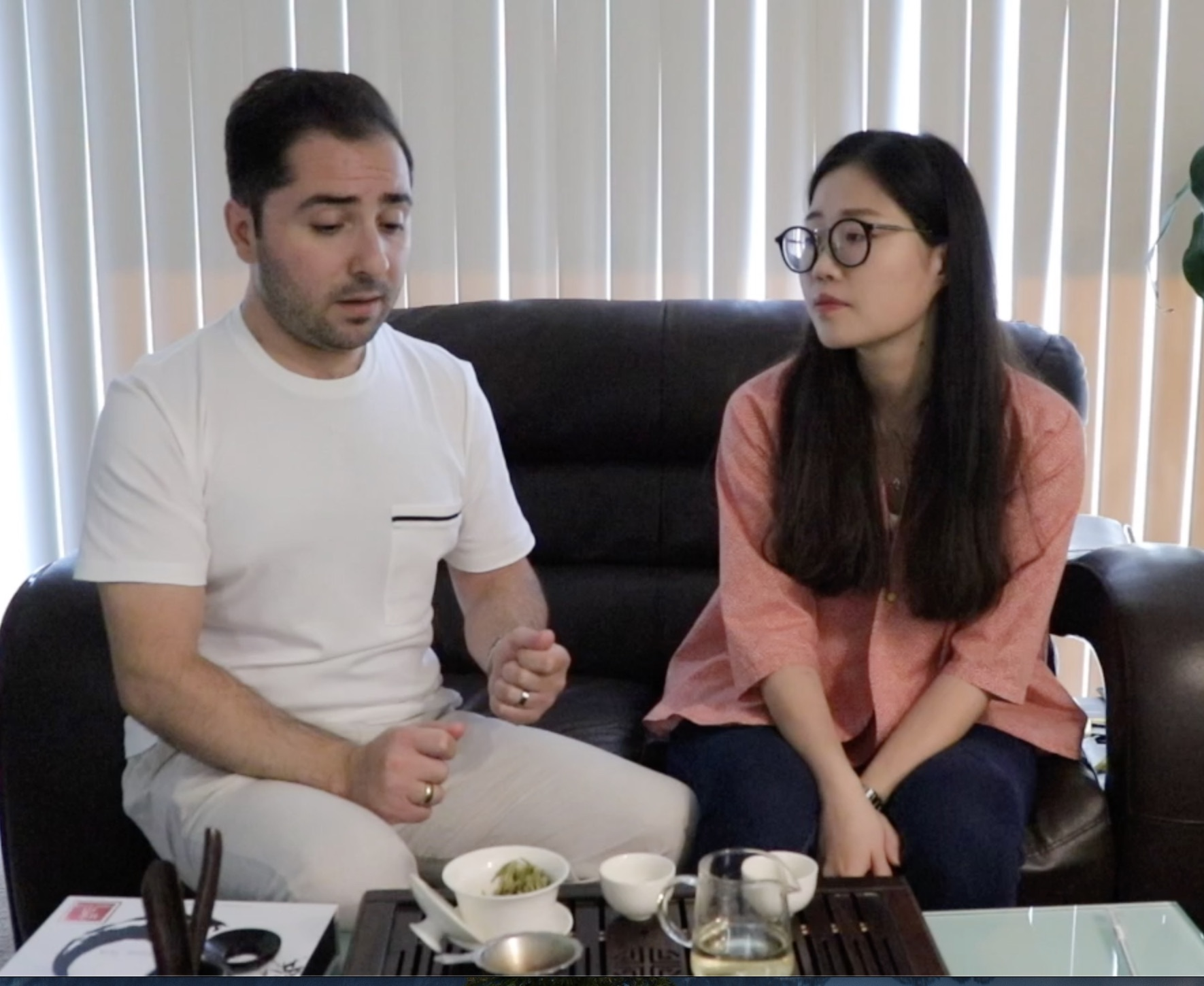 HER-CHA Co-founders Talk About Green Tea